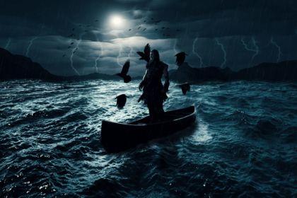 Création Photomanipulation Odin