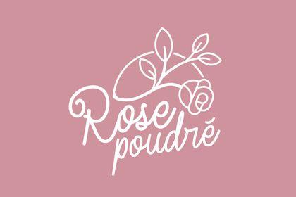 Logo Rose Poudré