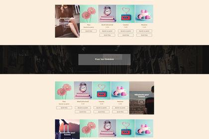Site Ecommerce Etendance.shop