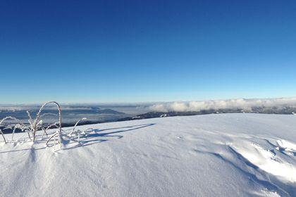Neige en Haute-Savoie
