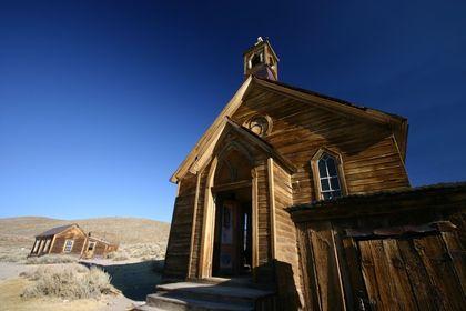 Eglise de Bodie