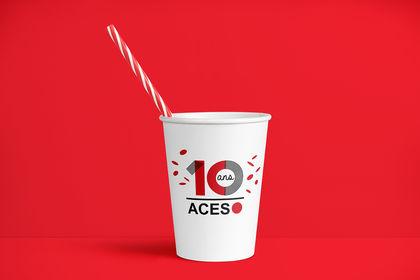 Déclinaison de logo pour l'anniversaire des 10 ans