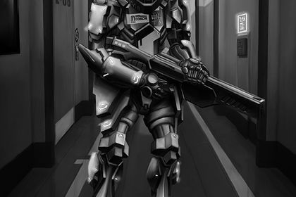 Knight - Nodachi - Méta-soldat