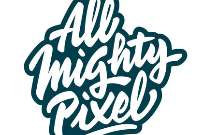 Logo - All Mighty Pixel