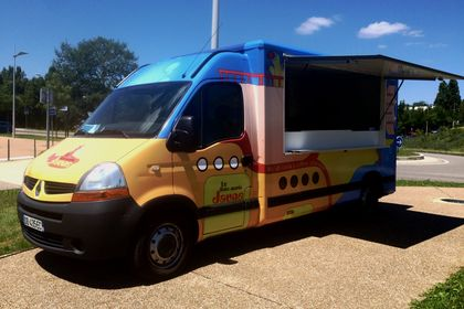 Le Sous-marin Jaune Food Truck