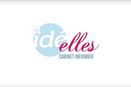 Logo - Cabinet infirmier Idéelles
