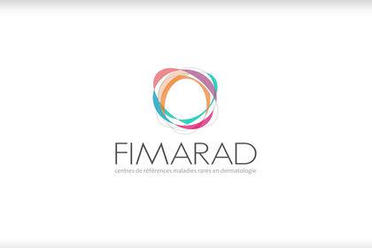 Logo - Filière des maladies rares en dermatologie