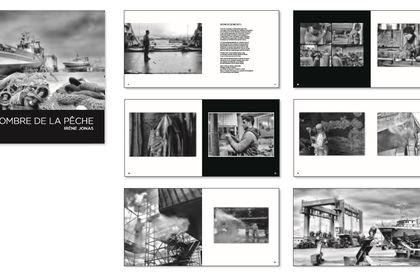 Réalisation d'une brochure photos