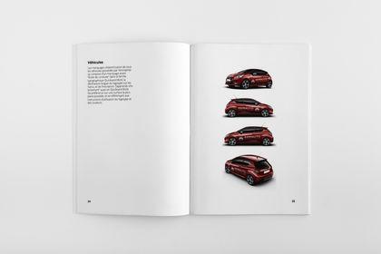Charte Graphique - Auto Ecole