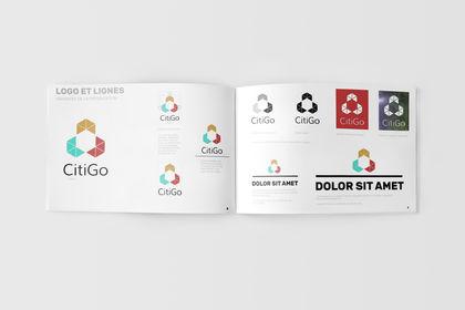 Charte Graphique pour une start-up