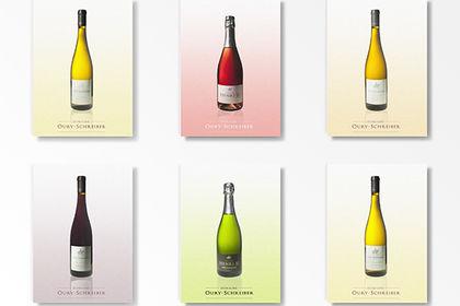 Photographies pour un vigneron français
