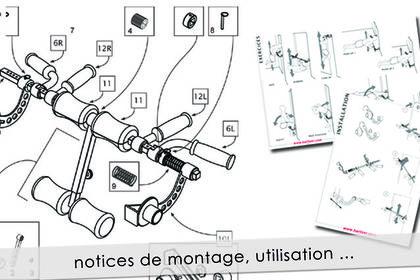 Plans et notices de montage