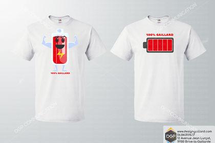 T-shirt #001