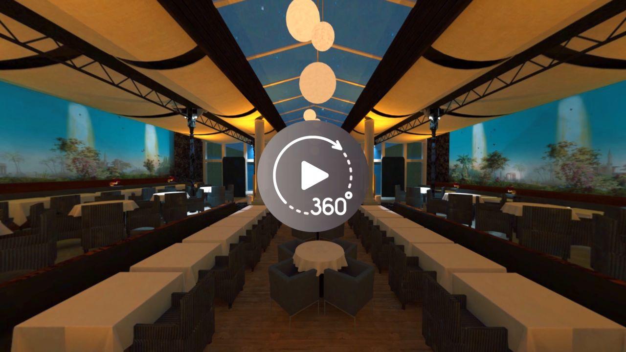 Création plan 3D en 360°