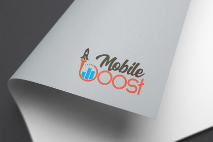 Logo Mobile Boost