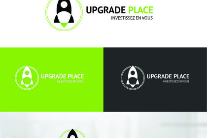 Logo Upgrade Place