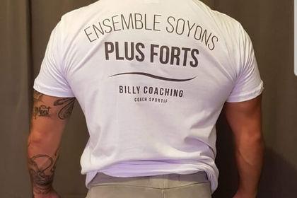 T-shirt Billy Coaching