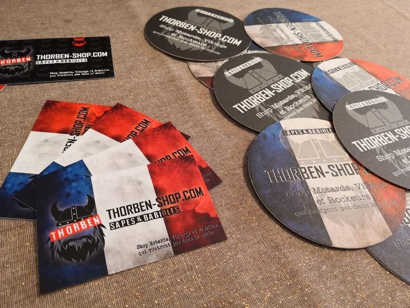 Supports imprimés - Thorben Shop