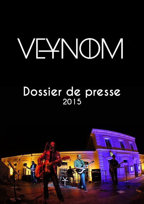 Dossier de presse VEYNOM