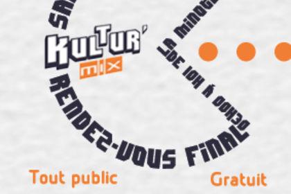 Flyer Kultur'Mix Recto
