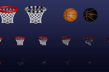 Pack Basket 2D