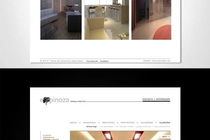 Web design d'architecte