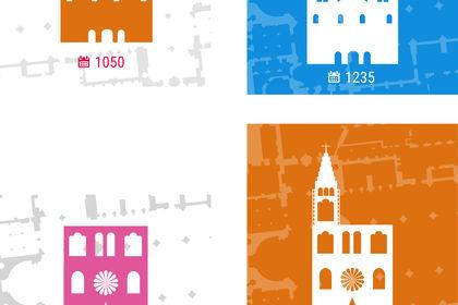 Pictogramme - Cathédrale de Strasbourg