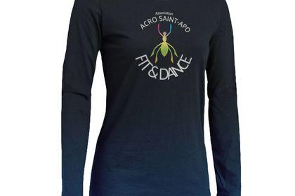 Tee-shirt Acsafd