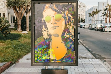 Affiche Ray Ban