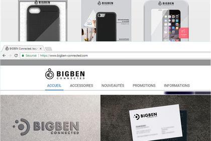 Brand design BBC