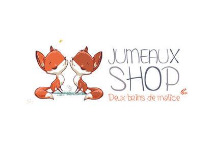 Logo Jumeaux SHOP