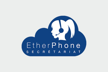 Logo Ether Phone