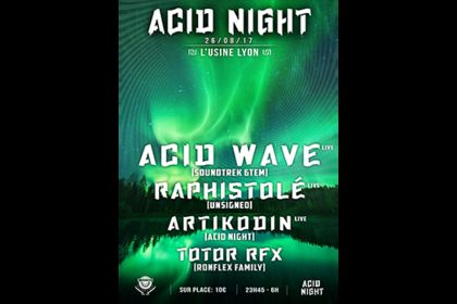 Acid night