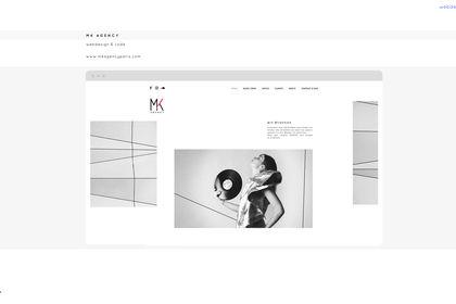 Website MK Agency
