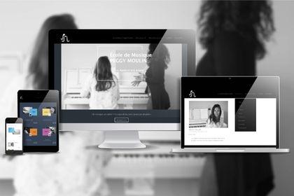 Conception et réalisation Site Internet-Wordpress