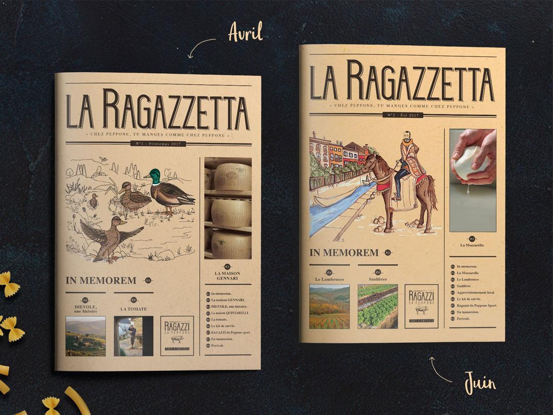 Journaux Bimestriels