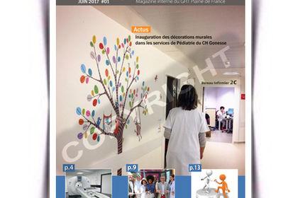"""Magazine """"Ensemble"""" - GHT Plaine de France"""