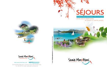 Catalogue de tourisme - Savoie Mont-Blanc