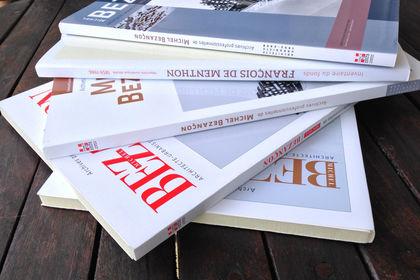 Brochures et livres