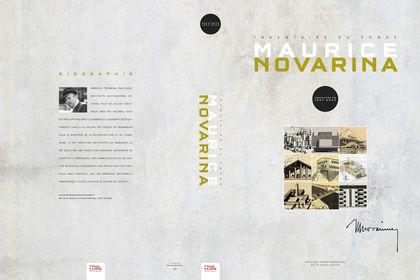 Livre sur l'architecte Novarina (500 pages environ