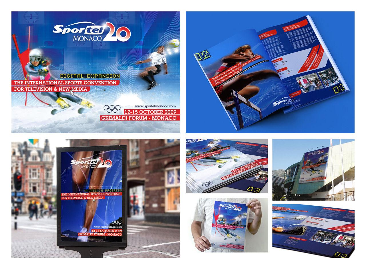Sportel Monaco : Campagne de pub