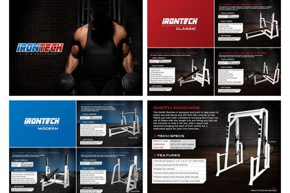 Irontech : Equipement de musculation