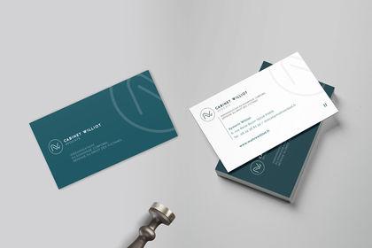 Takestwo avocats williot cartes de visite