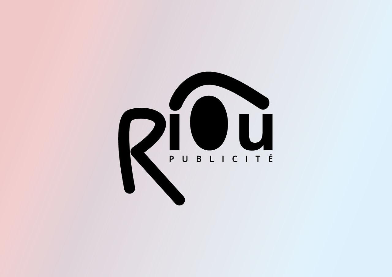 Logotype Riou Publicité