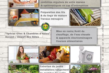 Verso Flyer La Conciergerie
