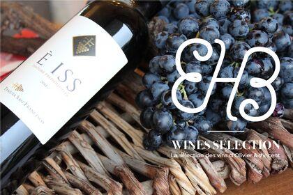 Logo pour une boutique en ligne de vins