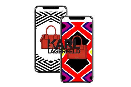 Karl Lagerfeld / Motion design