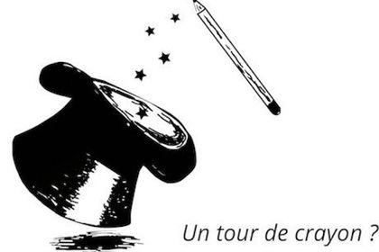 Un tour de crayon - Logo