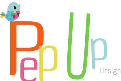 PepUp design - logo