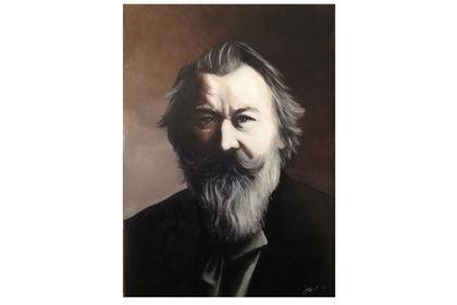 Portrait Brahms #101771